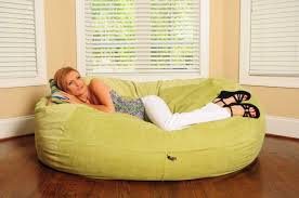best big bean bag chairs home decorations ideas