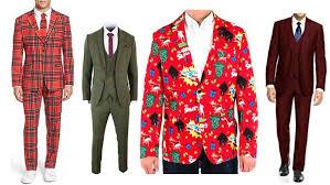 Top 10 Best Christmas Party Suits for Men 2018  Heavycom