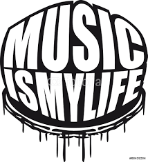 cool graffiti stickers cool music is my life graffiti design wall cool graffiti stickers cool music is my life graffiti design wall sticker wall stickers