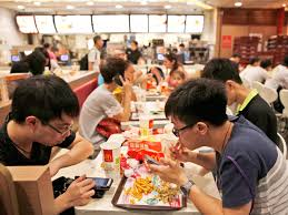fast food revives china s food safety anxieties bay area