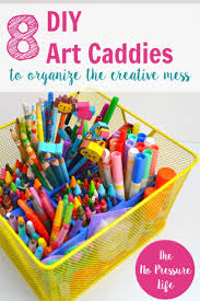 best 25 art caddy ideas on pinterest supply caddy