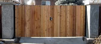 wood fence gate ideas u2013 outdoor decorations