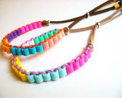 bead string bracelet images Colorblock perler tube beads friendship bracelets tween diy jpg