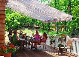 Automated Awnings Retractable Awnings Deck Awnings Awning Mi