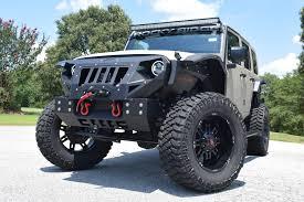 jeep wrangler custom lights mad rock edition lifted suvs rocky ridge trucks
