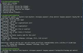android apktool configuring burp suite with android nougat