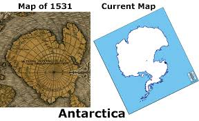 Map Of Antarctica Ancient Mapping Of Antarctica U2013 Wholly Science Org