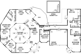 different house plans houseplans floor plan plan 60 513 different layout