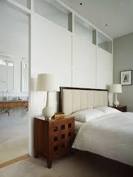 cloison pour chambre design interieur cloison chambre séparation salle bains attenante