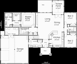 one story floor plans with bonus room one story house plans house plans with bonus room house plans