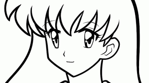 anime drawing for beginners anime drawing easy drawing art