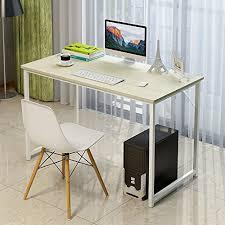 metal computer desks workstations soges computer desk 47 sturdy office writing desk workstation