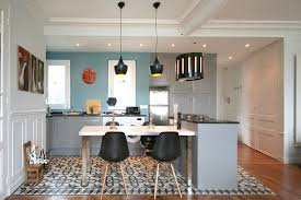sol cuisine design other design kitchen tom dixon pendant lights and eames chairs