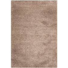 Taupe Area Rug Safavieh California Shag Taupe 3 Ft X 5 Ft Area Rug Sg151 2424 3