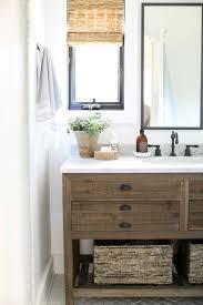 rustic modern farmhouse bath tour best 25 rustic modern bathrooms ideas on bathroom