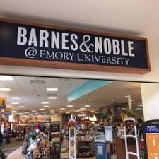 Barnes And Nobles Opening Hours Barnes And Noble Emory University Bookstores 1390 Oxford Rd