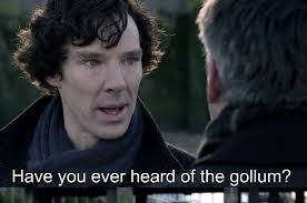 Sherlock Memes - 7 of the best sherlock lord of the rings crossover memes political