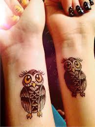 35 awesome owl wrist tattoos design