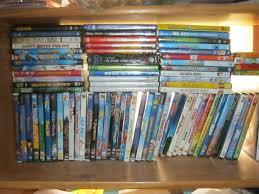 my dvd collection by cgiteen18 on deviantart