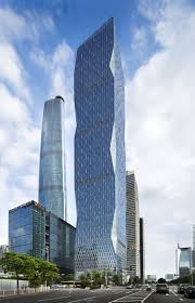 goettsch partners designs 1 000 foot tower stainless steel and