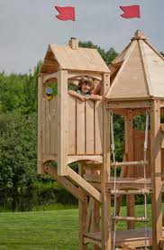 frolic 469 wooden swing set and outdoor playset cedarworks playsets