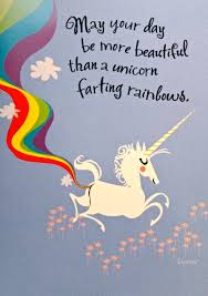 Unicorn Birthday Meme - happy birthday wishes with unicorn comments cute things