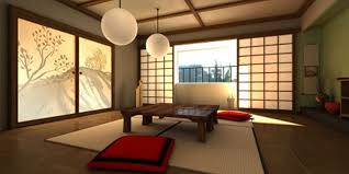 Japanese Style Kitchen Cabinets Japanese Living Room Ideas