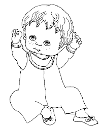 baby coloring pages kids baby coloring sheets coloring