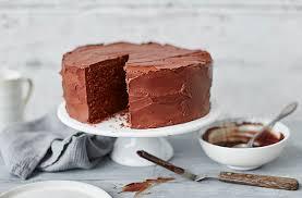 chocolate sponge cake recipes tesco real food