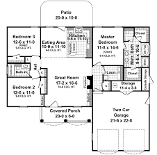 1500 square foot house plans traditional style house plans 1500 square foot home 1 single