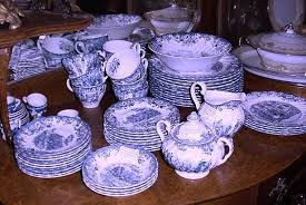 tri state antique s johnson bros china