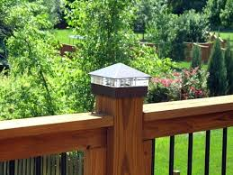 menards solar deck lights deck post lights led deck post lights picture led deck post lights l