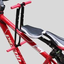 siege enfants velo vélo enfant siège selle pour vélo enfants scooter électrique s