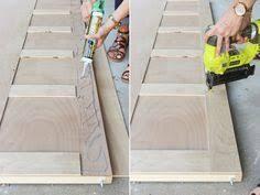 How To Build Bi Fold Closet Doors Diy Craftsman Style Closet Doors Cheap Doors Bi Fold Doors And