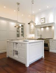 the french inspired kitchen with provence lighting fixtures