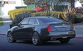 cadillac cts 20 inch wheels 2014 cadillac cts vsport sport suspension system by d3 gm authority