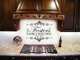 Kitchen Backsplash Decals 26 Best Kitchen Quote Decals Images On Pinterest Wall Mirrors