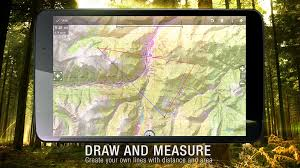 Walking Map App Backcountry Nav Topo Maps Gps Android Apps On Google Play