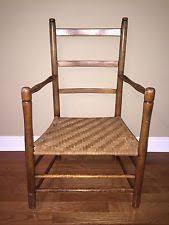 Vintage Wooden Chair Antique Wood Chair Ebay
