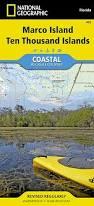 Marcos Island Florida Map Marco Island Ten Thousand Islands