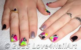 love4nailart colorful u0026 bright to fight the gloom of winter