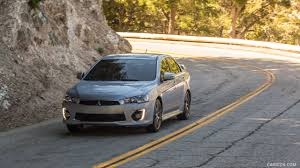 2016 Mitsubishi Lancer Front Hd Wallpaper 2