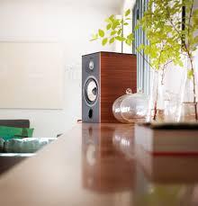 Walnut Bookshelves Focal Jm Labs Aria 906 Bookshelf Speaker Walnut Speakers At