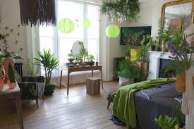 bedroom plants house living room design