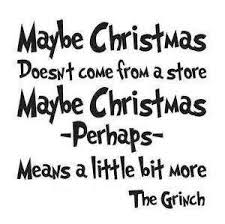 book quotes from the grinch quotes