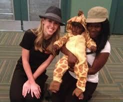 Giraffe Halloween Costume Baby Halloween Dream Orleans Tulane Law Lagniappe