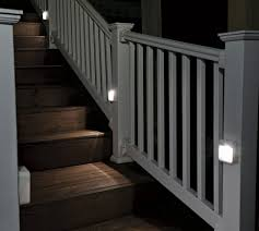 wireless led outdoor lights diy lighting beams wireless motion sensing led stair and step