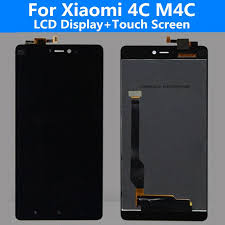 Lcd Mi4c 2018 New Original Mi4c Black Lcd Screen For Xiaomi 4c M4c Mi4c Smart