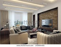 Modern Family Room Stock Images RoyaltyFree Images  Vectors - Modern family rooms