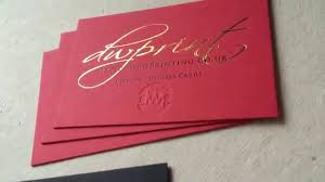 where to buy gold foil buy gold foil business cards letterpress embossed edge painted